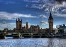 Westminster, Houses of Parliament copyright Graeme Maclean